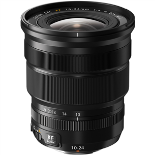 Objektiiv Fuji XF 10-24mm f/4 R OIS, Fujifilm