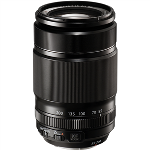 Fuji XF 55-200mm f/3.5-4.8 OIS lens, Fujifilm