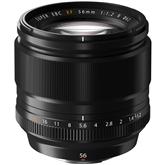 Fuji XF 56mm f/1.2 R lens, Fujifilm