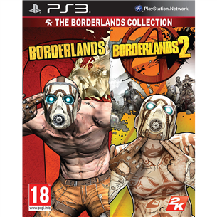 PlayStation 3 mäng The Borderlands Collection