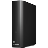 Väline kõvaketas Western Digital Elements Desktop (3 TB)