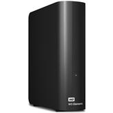 Väline kõvaketas Western Digital Elements Desktop (3 TB)