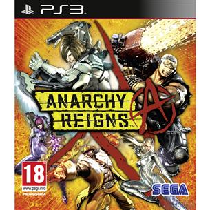 PlayStation 3 mäng Anarchy Reigns