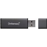 Флеш-накопитель USB Intenso AluLine (32 ГБ)
