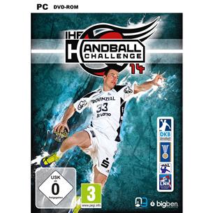 Arvutimäng IHF Handball Challange 2014