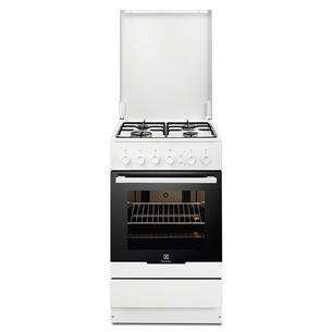 Газовая плита с газовой духовкой, Electrolux / ширина: 50 см