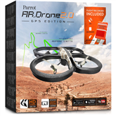 Helikopter Parrot AR.Drone 2.0 GPS Edition
