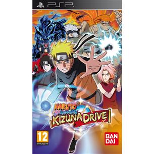 PSP mäng Naruto Shippuden: Kizuna Drive
