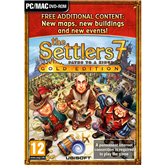 Arvutimäng The Settlers 7: Paths to a Kingdom Gold Edition