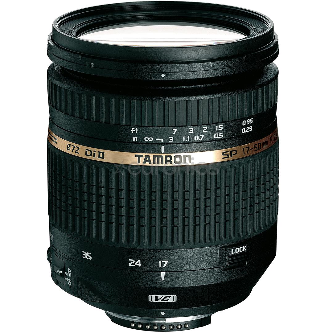 6aa68b2fc2d Objektiiv AF 17-50mm F2,8 SP DI II VC Motor Nikonile, Tamron, AF17 ...