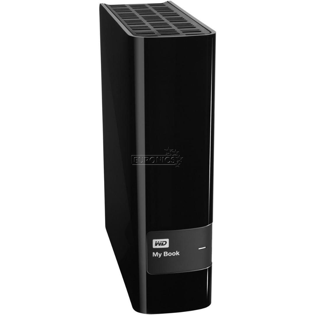 External hard drive Western Digital My Book Desktop (2TB)