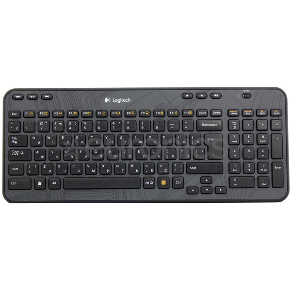 Wireless Keyboard K360 Logitech Rus 920 003095