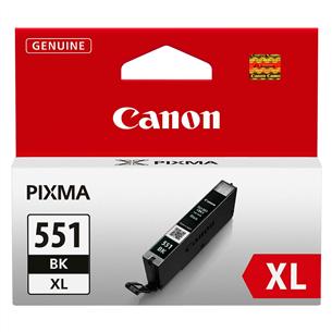 Tindikassett CLI-551BK XL, Canon