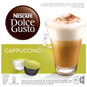 Kohvikapslid Nescafe Dolce Gusto Cappuccino, Nestle