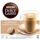 Coffee capsules Nescafe Dolce Gusto Cortado, Nestle