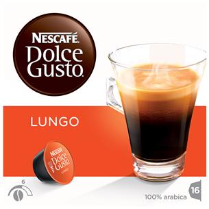 Kohvikapslid Nescafe Dolce Gusto Lungo, Nestle