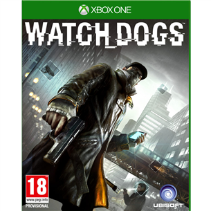 Xbox One mäng Watch Dogs