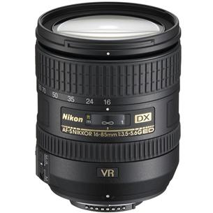 Objektiiv AF-S DX NIKKOR 16-85mm, Nikon