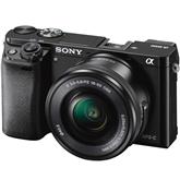 Hübriidkaamera α6000, Sony / Wi-Fi & NFC