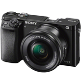 Hübriidkaamera Sony α6000