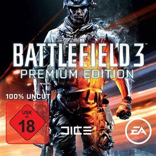 PlayStation 3 mäng Battlefield 3 Premium väljaanne