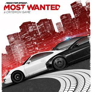 PlayStation 3 mäng Need for Speed: Most Wanted 2