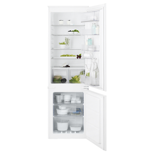 Интегрируемый холодильник FrostFree, Electrolux / высота: 178 см