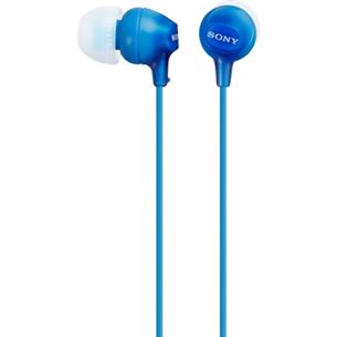 Kõrvaklapid EX15LP, Sony