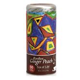 Teepadjad Rooibos Ginger Peach, Tea of Life