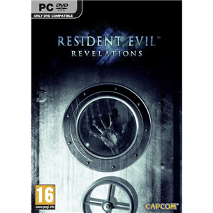 Arvutimäng Resident Evil: Revelations