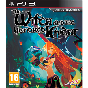 PlayStation 3 mäng The Witch and the Hundred Knight