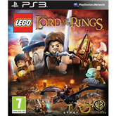 PlayStation 3 game LEGO The Lord of the Rings