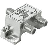 Разветвитель антенного кабеля F --> 2 x F, Hama