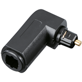 Kullatud Toslink-adapter, Hama / pistik -> pesa