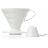 Plastic Coffee Dripper V60, Hario