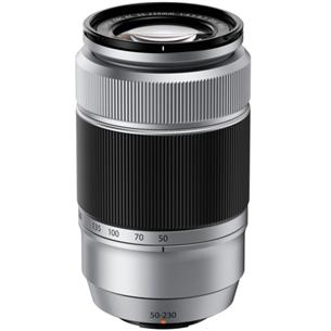Fuji XC 50-230mm f/4.5-6.7 OIS lens, Fujifilm