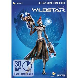 WildStar 30-päevane ajakaart