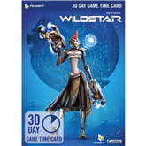 WildStar 30 day time card