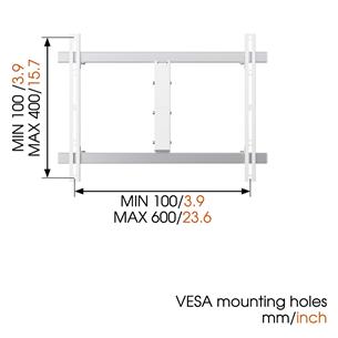 """Настенное крепление для телевизора Vogel's W52081 (40-65"""")"""