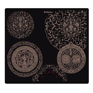 Integreeritav keraamiline pliidiplaat retro, Hansa