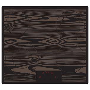 Integreeritav keraamiline pliidiplaat puit, Hansa