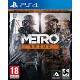 PlayStation 4 mäng Metro Redux
