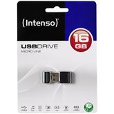 2.0 USB флеш-накопитель Intenso (16 GB)