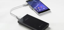 Внешний аккумуляторный банк поможет держать телефон или планшет всегда заряженным