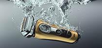 Эксклюзивно в сети Euronics – новая электробритва Braun Series 9 Golden Edition