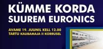 19. juunil avame Tartu Kaubamajas uue kaupluse!