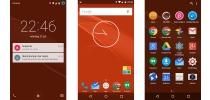 Sony annab Androidile värskema ilme