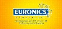 Euronicsi mänguklubi on avatud!