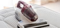 Parem uni tolmuvabal madratsil  - Hoover Ultra Vortex hoiab Sinu pehme mööbli värske ja puhtana.