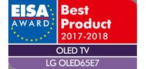 LG tooted võitsid kolm EISA auhinda